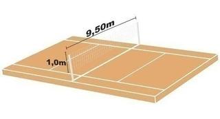 Rede Volley Oficial 9,5x1 Metro 29261