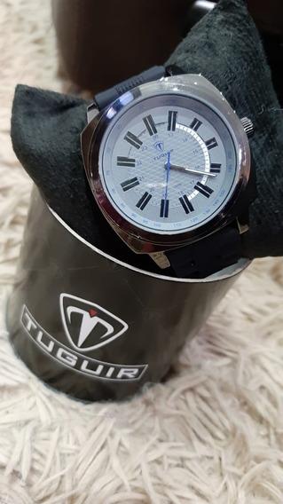 Relógio Masculino Estilo Casual E Esportivo - C/ Caixa