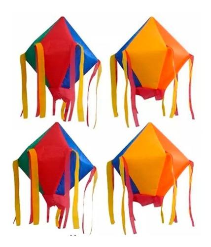 Balões Para Festa Junina Arraial Caipira Decoração Kit C/ 4