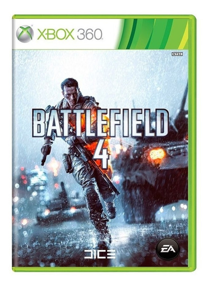 Xbox 360 - Battlefield 4 - Novo Lacrado Mídia Física C/ Nota
