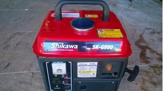 Generador Electrico Shikawa Modelo Sk-g950 Naftero