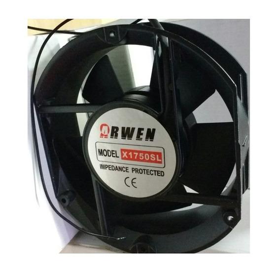 Turbina Cooler Fan 220v Ruleman 6 Pulgadas G 1750bl /r Arw