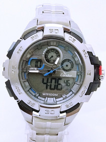 Relógio Condor Masculino Ponteiro E Digital Co1154br/3a
