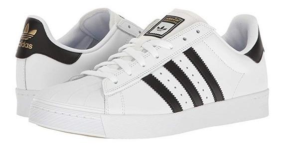 Tenis adidas® Skateboarding Superstar Vulc Adv Shoe!