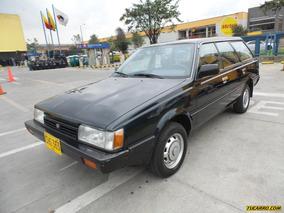 Subaru Leone 4wd Gl Mt 1800cc 5p
