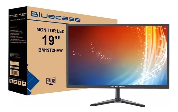 Monitor Led Bluecase 19 Bm19t2hvw 16:10 - 1440x900 Vga Hdmi