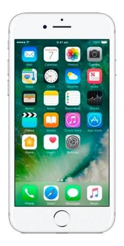 Imagem 1 de 4 de iPhone 7 Plus 32gb Prateado Excelente - Celular Usado