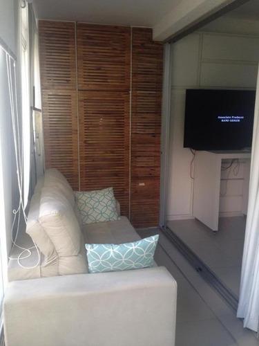 Apartamento 01 Dormitório 1 Vaga Prédio Novo Lazer Completo! - 15750