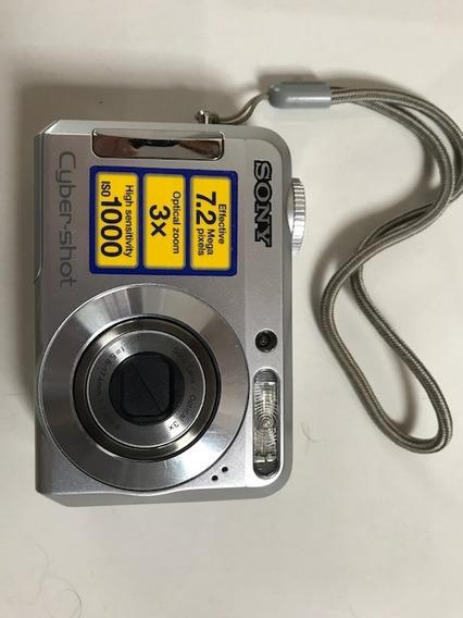 Camara Fotografica Sony Cybershot