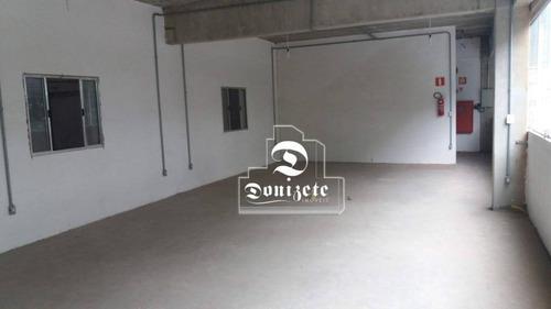 Galpão À Venda, 1221 M² Por R$ 2.750.000,00 - Parque Capuava - Santo André/sp - Ga0112
