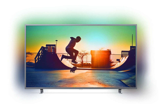 "Smart TV Philips 4K 55"" 55PUG6703/77"