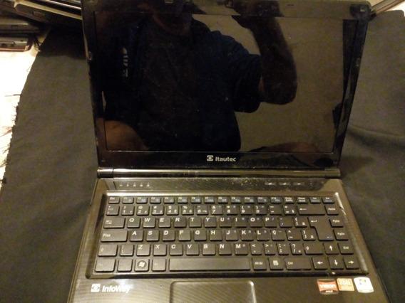 Notebook Itautec A7520 (retira Pecas )