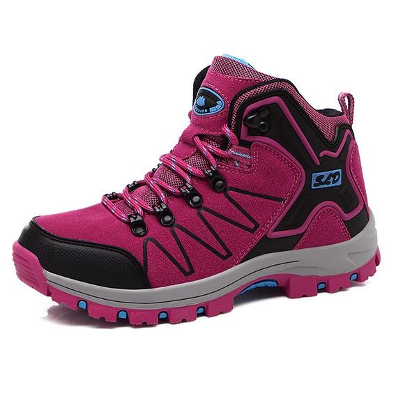Zapatos De Montañismo Deportivos Anti Deslizantes Unisex