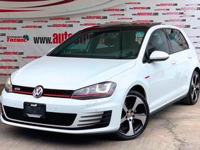 Volkswagen Golf Gti 2.0 T Piel At 2015