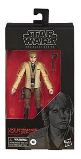 Star Wars Luke Skywalker (yavin Ceremony) Black Series 6 Pul