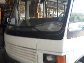 Micro Onibus Mercedes Bens Lo 812 Aceito Auto