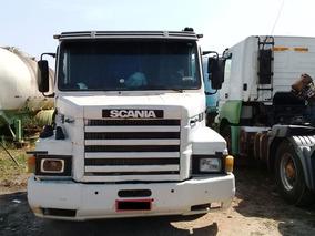 Scania 112 H Barato 35 A Vista Sem Divida + Caçamba Por 50