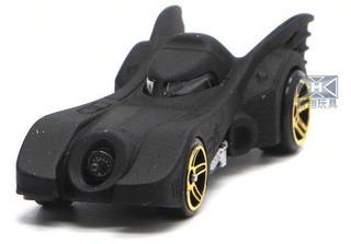 Batman Batmobile 1/64 Hommat Jp130 A