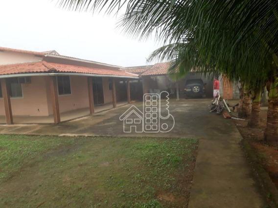 Casa Residencial À Venda, Reginópolis, Silva Jardim. - Ca0699