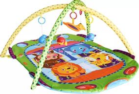 Tapete De Atividades Dream World Animais - Color Baby