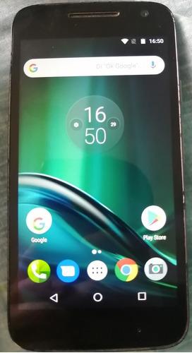 Celular Moto G4 Play Usado Estado 8/10