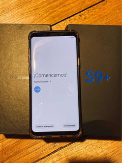 Samsung S9 Plus 64gb Impecable