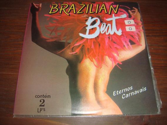 Brazilian Beat, 2lp, Rara Conserv, Cipó, Meirelles, Carnaval