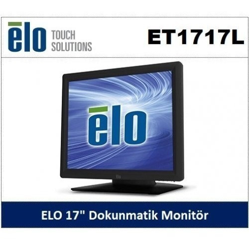 Monitor Touch Screen 17 Polegadas Led Elo Touch Et1717l