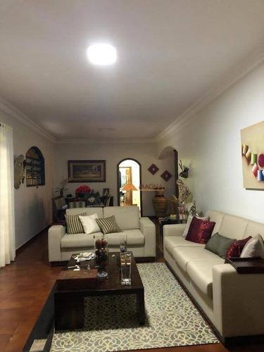 Casa Com 4 Dormitórios À Venda, 550 M² Por R$ 1.645.000,00 - Parque Industrial Lagoinha - Ribeirão Preto/sp - Ca2355