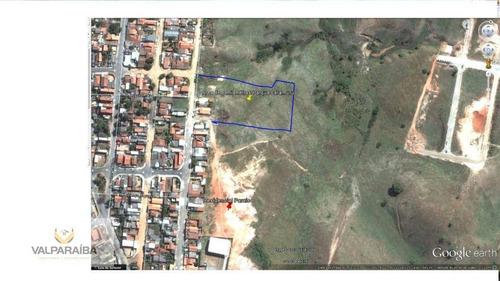 Imagem 1 de 4 de Terreno À Venda, 8400 M² Por R$ 1.280.000,00 - Jardim Paraíso - Jacareí/sp - Te0065