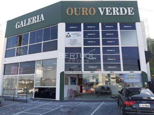 Sala Para Aluguel, Centro - Vinhedo/sp - 7204