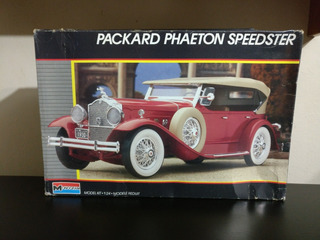 Packard Phaeton Speedster Monogram 1/24 Nuevo