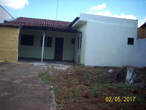Casa A Venda No Bairro Residencial Nato Vetorasso Em São - 332-1