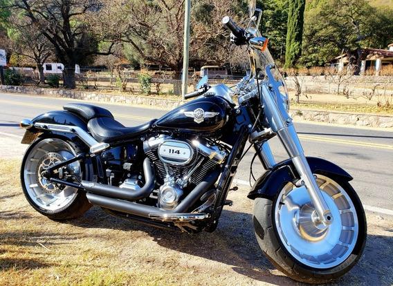 Harley-davidson Fat Boy 114 Permuto
