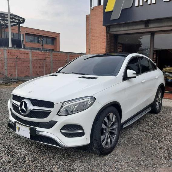 Mercedes Benz Gle 350d 2018