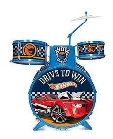 Bateria Infantil Hot Wheels - Fun