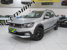 Volkswagen Saveiro 1.6 Cross Cd Flex Top C/ Mult 28.600 Kms