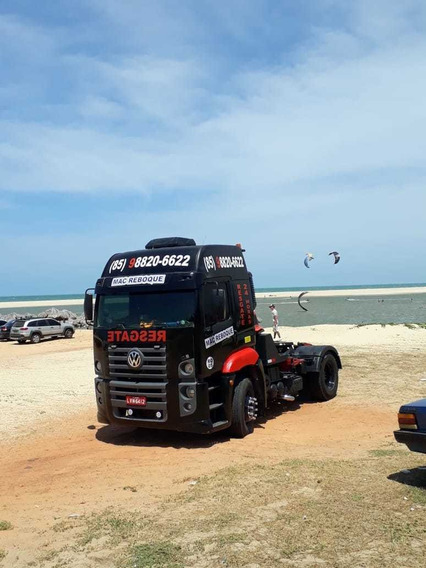 Caminhão Guincho Lança Pesado