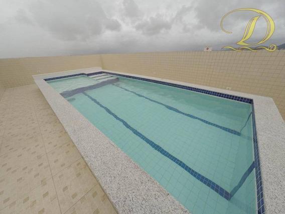 Apartamento Novo De 1 Quarto À Venda Na Aviação, Grande Com Piscina E Churrasqueira!!! - Ap3010