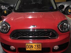Mini Cooper S Countryman Chili