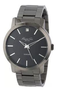 Reloj Kenneth Cole Kc9286 New York Diamond Importado