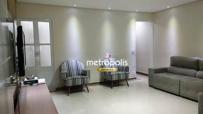 Sobrado Com 3 Dormitórios À Venda, 175 M² Por R$ 310.000 - Cooperativa - São Bernardo Do Campo/sp - So0494
