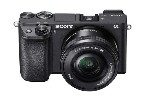 Sony Alpha A6300 Cámara Oled Wi-fi Nfc 16-50mm 4k 24.2mp