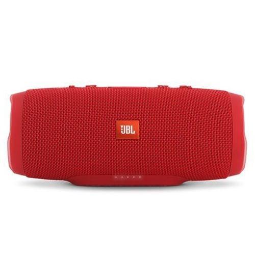 Caixa De Som Portatil Jbl Charge 3 Vermelho Bluetooth 20w