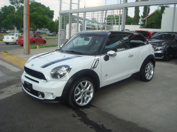Mini Paceman 1.6 S Hot Chili All4 At 2014 Blanco