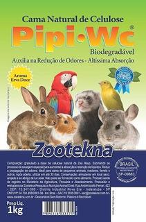 Pipi W.c. Com Aroma De Erva Doce -1 Kg