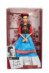 Barbie Boneca Frida Kahlo Mattel Collector