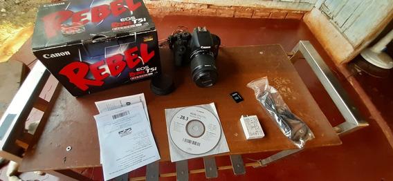 Câmera Canon T5i