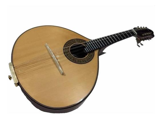 Bandolim Luthier Ariass Jacarandá Novo Com Garantia