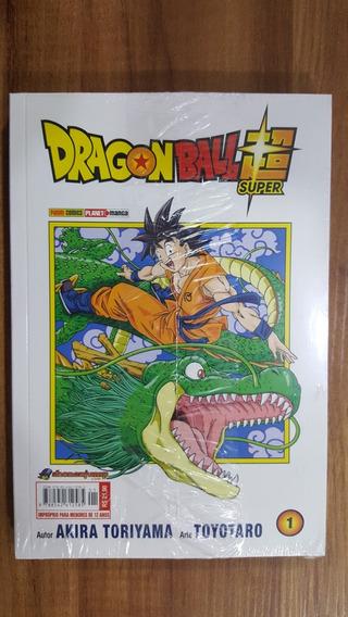 Manga Dragon Ball Super 1 Novo E Lacrado